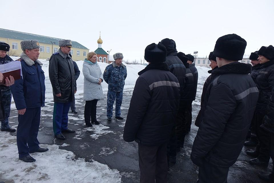 Около 200 человек устроили драку в ИК №7 31 января
