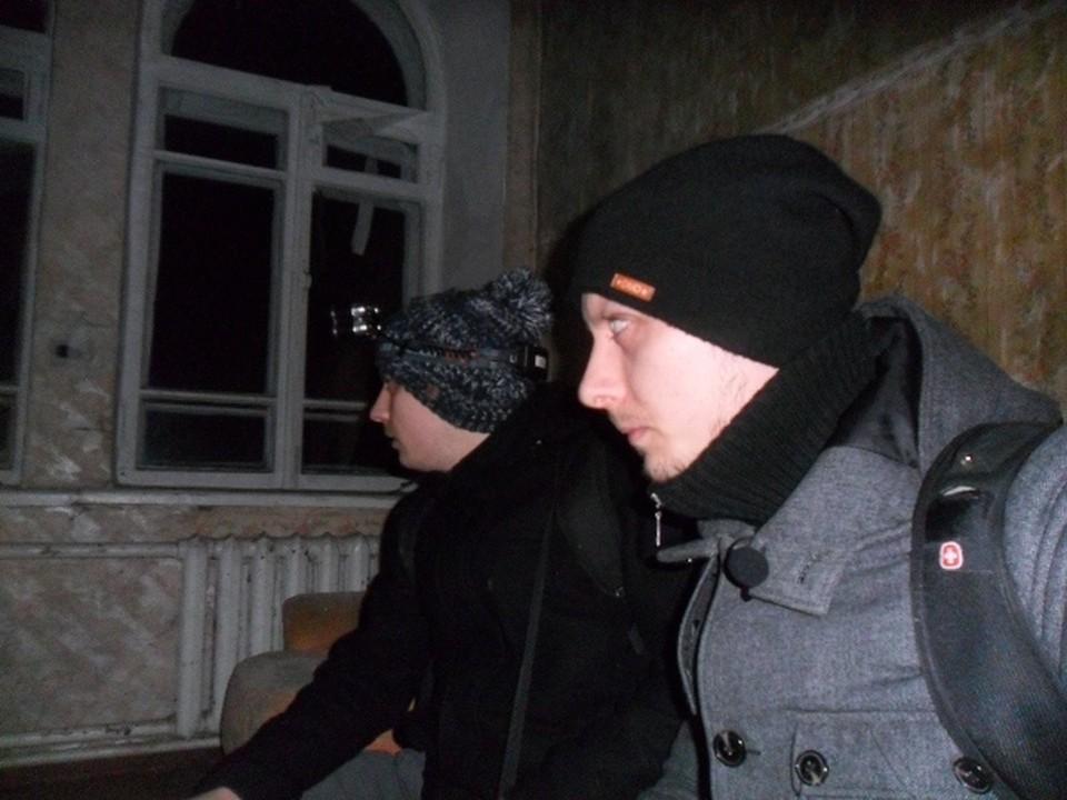 Сергей и Андрей Шевелевы в поиске паранормальной активности