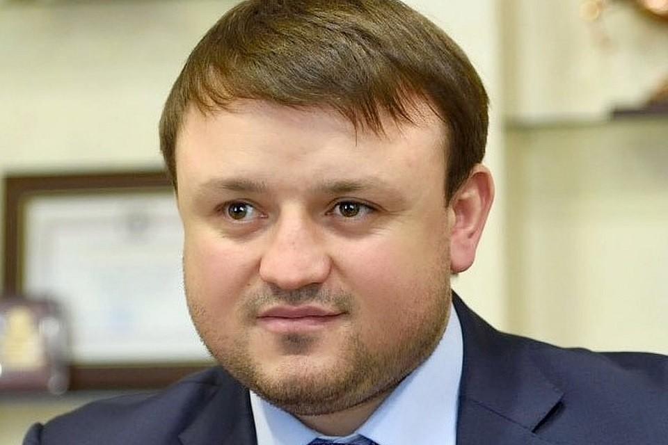 Руслан Арашуков был задержан 30 января. Фото: пресс-служба «Газпром межрегионгаз Астрахань»