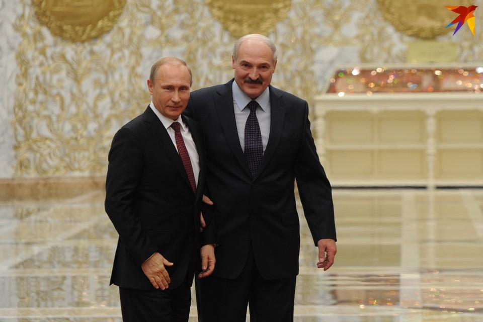 Путин и Лукашенко встретятся в Сочи.