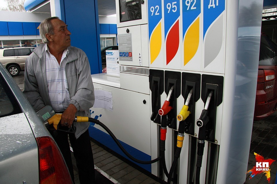 Дизельное топливо сейчас стоит как бензин АИ-98