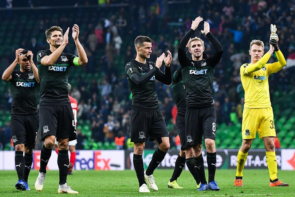 Онлайн трансляция футбола боруссия краснодар