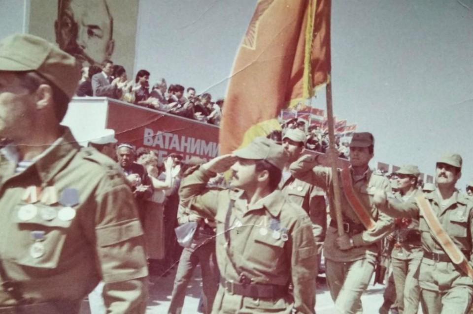 Вывод советских войск из Афганистана начался в мае 1988 года, а полностью завершился 15 февраля 1989 года. Фото: из личного архива Вячеслава Науменко.