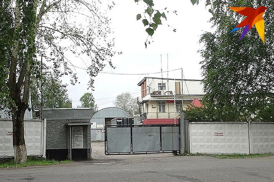 ИК-1, где пытали Макарова