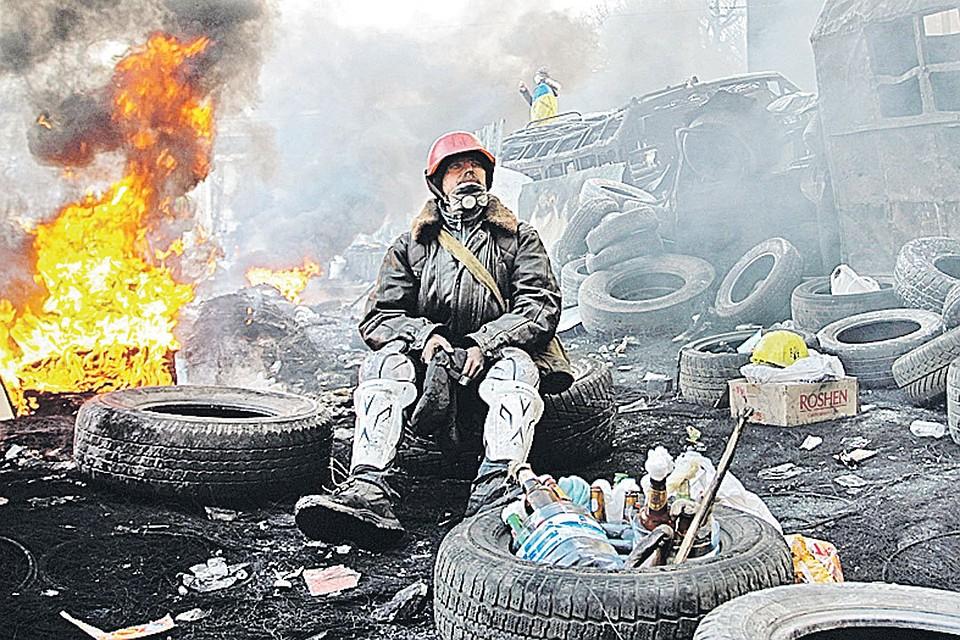 Что стало с символами майдана, которые в феврале 2014-го не сходили с телеэкранов и газетных полос?