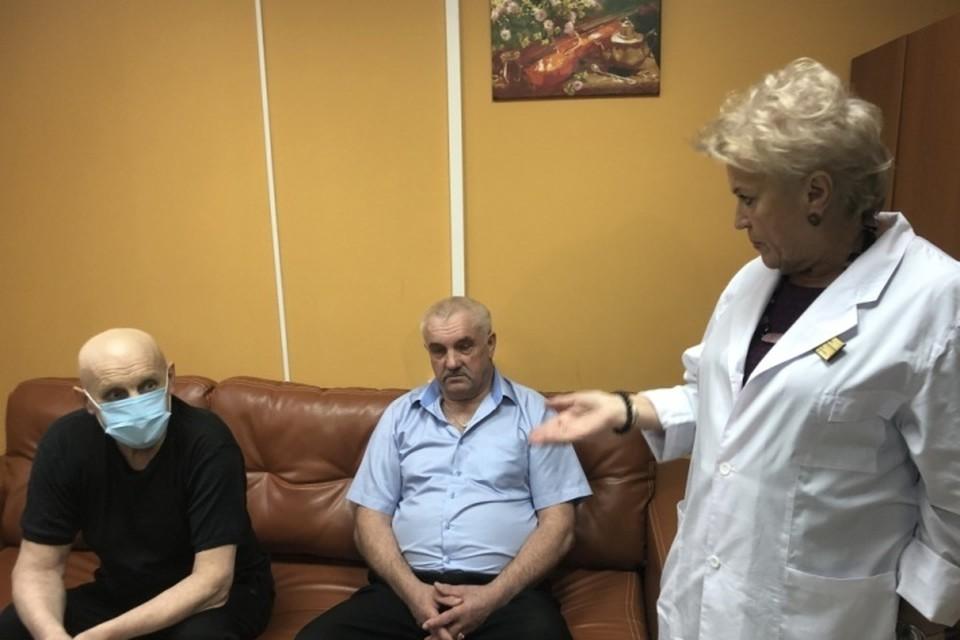Больного лейкозом спас старший брат: в Иркутске провели первую операцию по пересадке костного мозга. Фото: пресс-служба министерства здравоохранения Иркутской области.