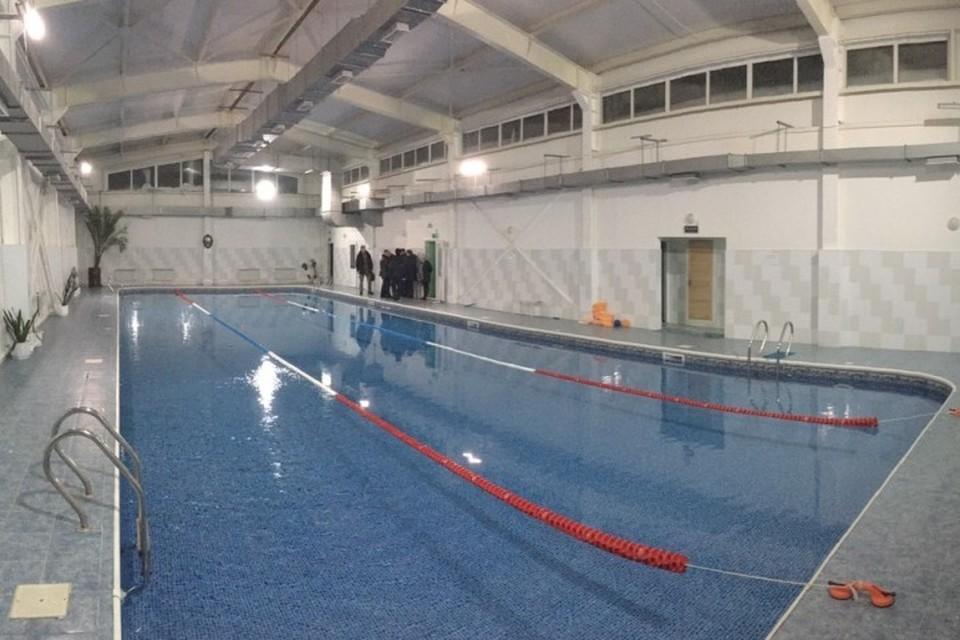 В день трагедии бассейн закрыли для посещения. Фото: СУ СКР по Пермскому краю.