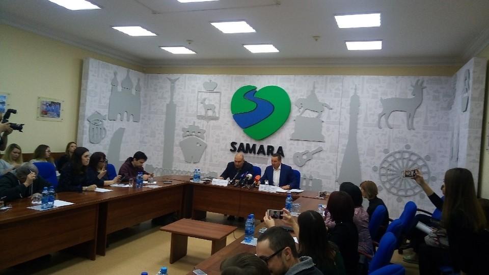 Власти Самары разбираются в причинах конфликта с захоронением мужчины на кладбище Рубежное