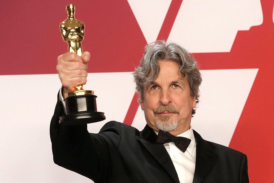 """Питер Фаррелли выступил как продюсер, режиссер и автор сценария к """"Зеленой книге"""" - лучшему фильму года по версии Американской киноакадемии."""
