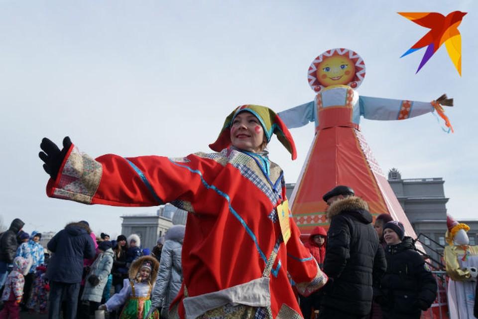 Ярославль будет праздновать Масленицу с 3 по 10 марта.