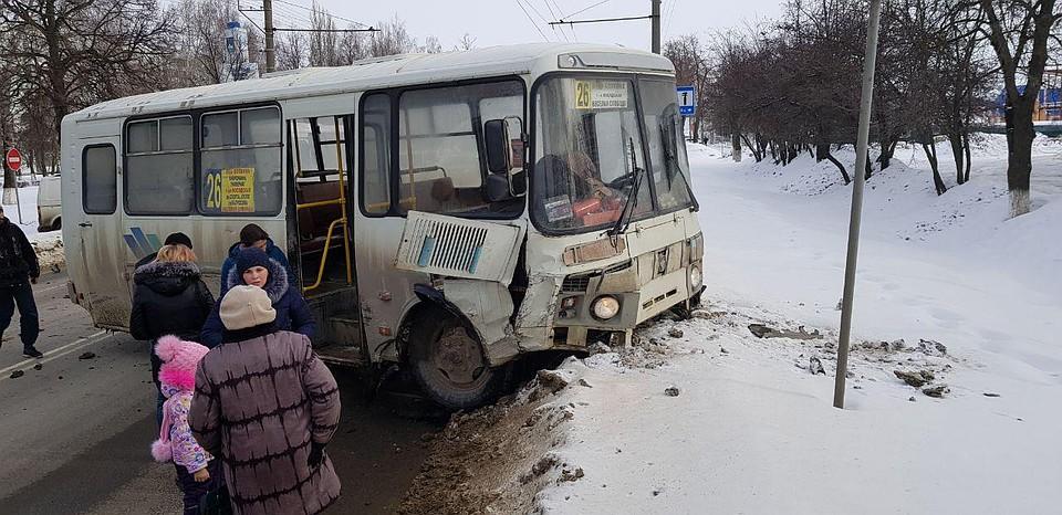 Анастасия ковалева попала в аварию