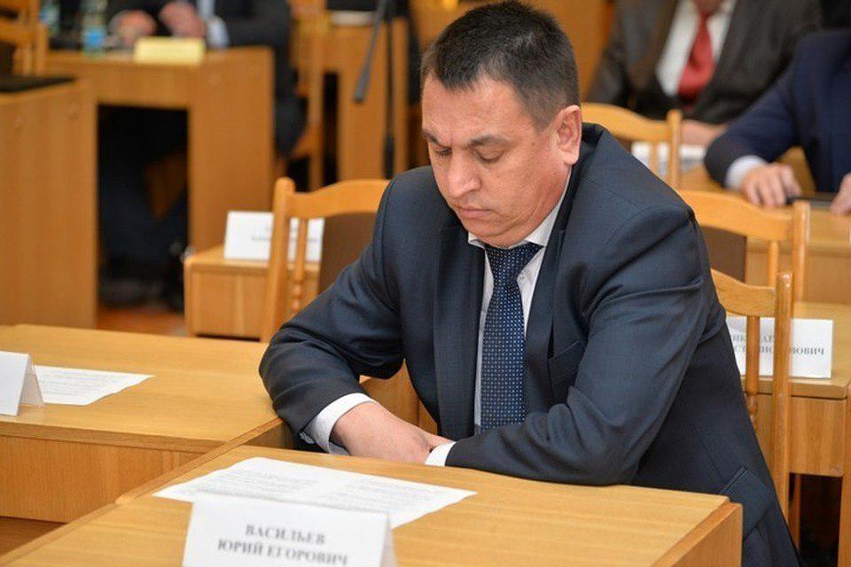 Руководитель администрации главы Чувашии Юрий Васильев. Фото: портал органов власти Чувашии