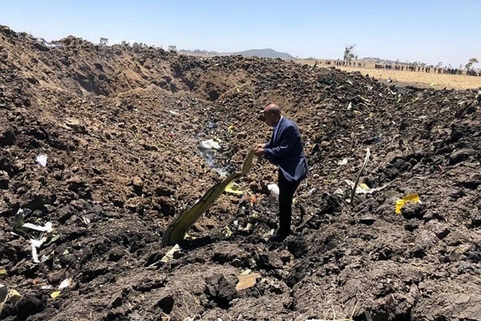В Эфиопии разбился самолет со 149 пассажирами. Фото: facebook.com/EthiopianAirlines