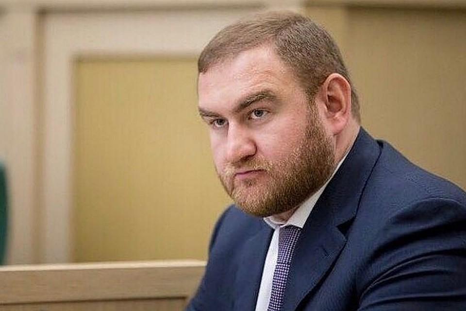 Арашукова задержали 30 января