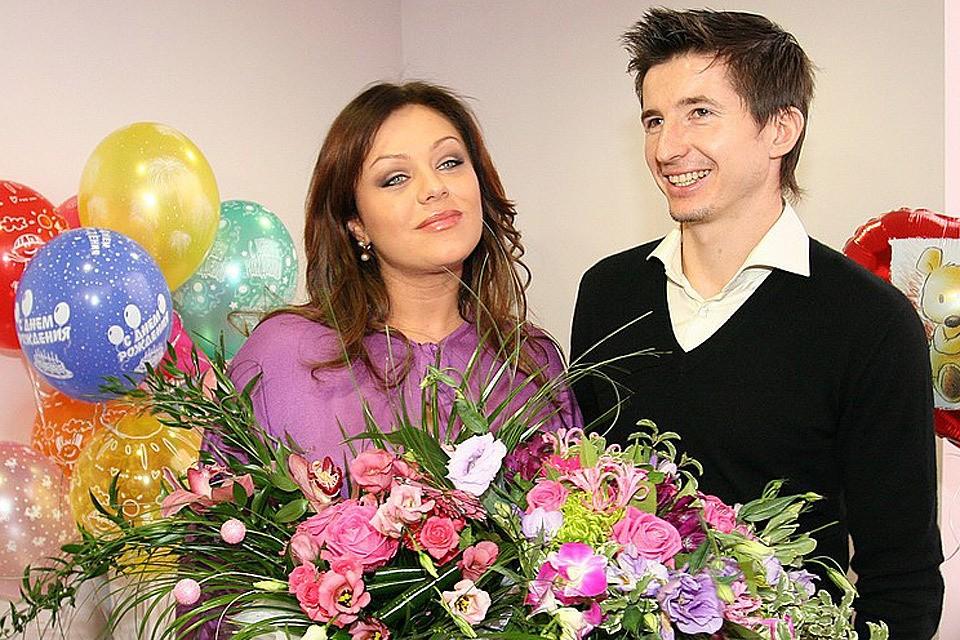 Юлия Началова и Евгений Алдонин. Архивное фото.