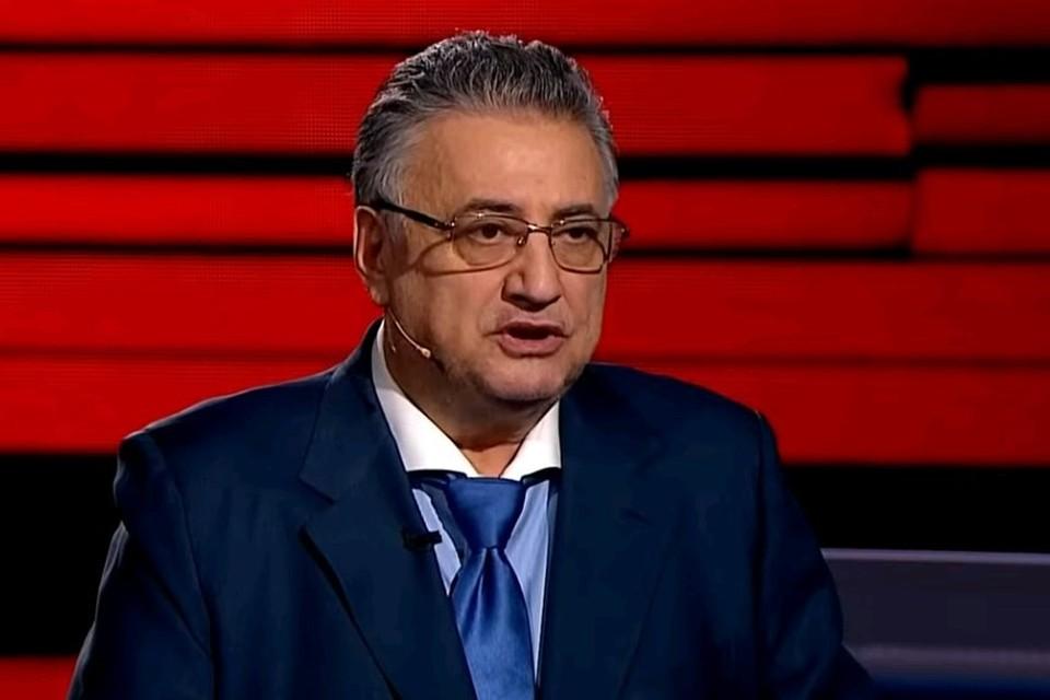 Семен Багдасаров.