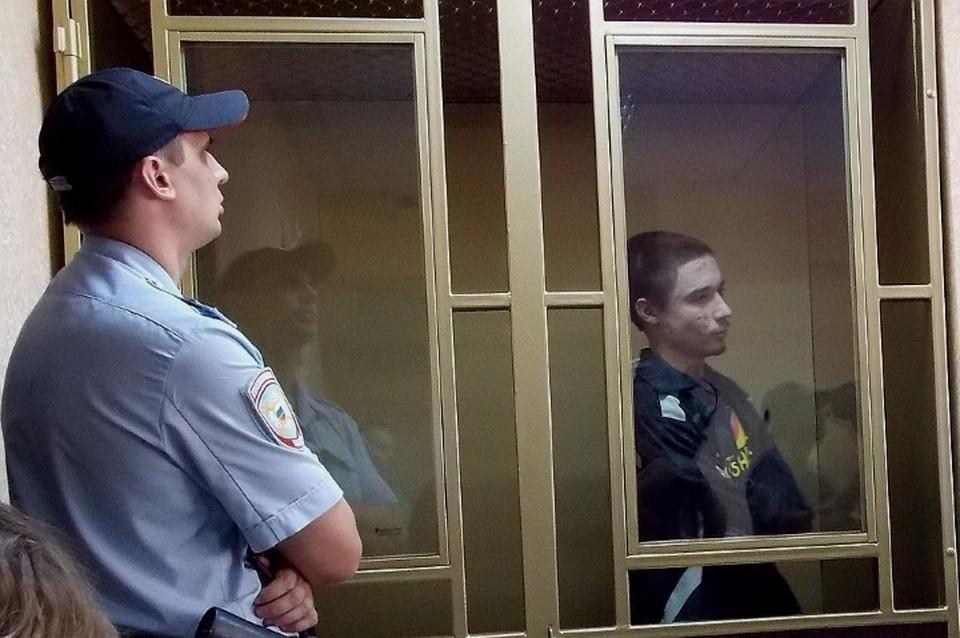 Павла Грыб судили в Ростове-на-Дону