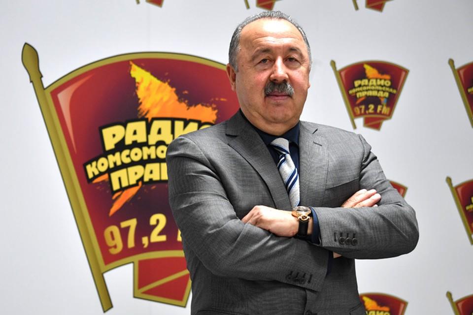 Главное - вовремя : Валерий Газзаев: «Наша сборная вместе со сборной Бельгии должны выйти из группы»