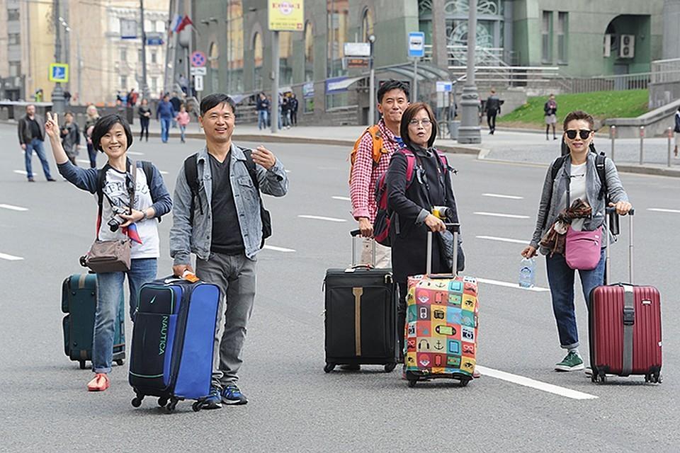 МВД прорабатывает вопрос об упрощении выдачи виз иностранцам