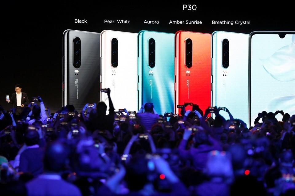 Презентация новинок от Huawei