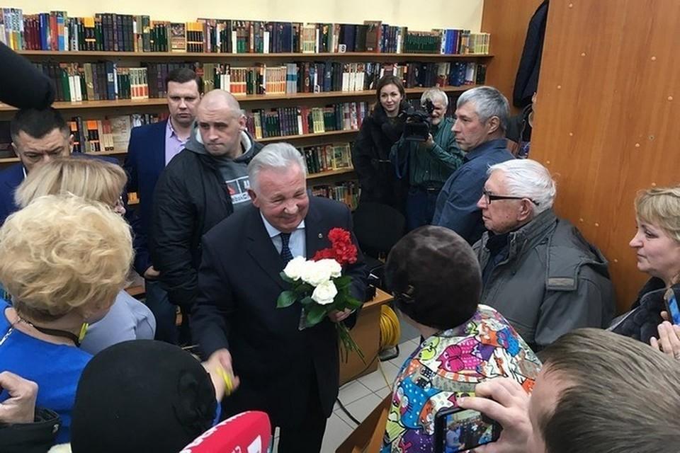 Первый глава Хабаровского края Виктор Ишаев стал фигурантом уголовного дела – СК