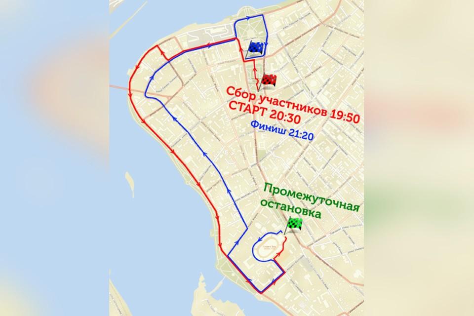 «Час Земли» в Иркутске 2019: 30 марта активисты устроят заезд «Велосветлячки». ФОТО: официальная группа мероприятия в соцсетях.