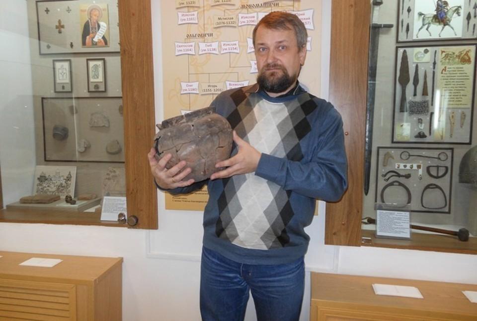 Главному хранителю Александру Зорину явно прибавилось работы