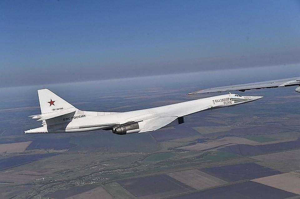 В Минобороны России прокомментировали сообщение о перехвате российских ТУ-160