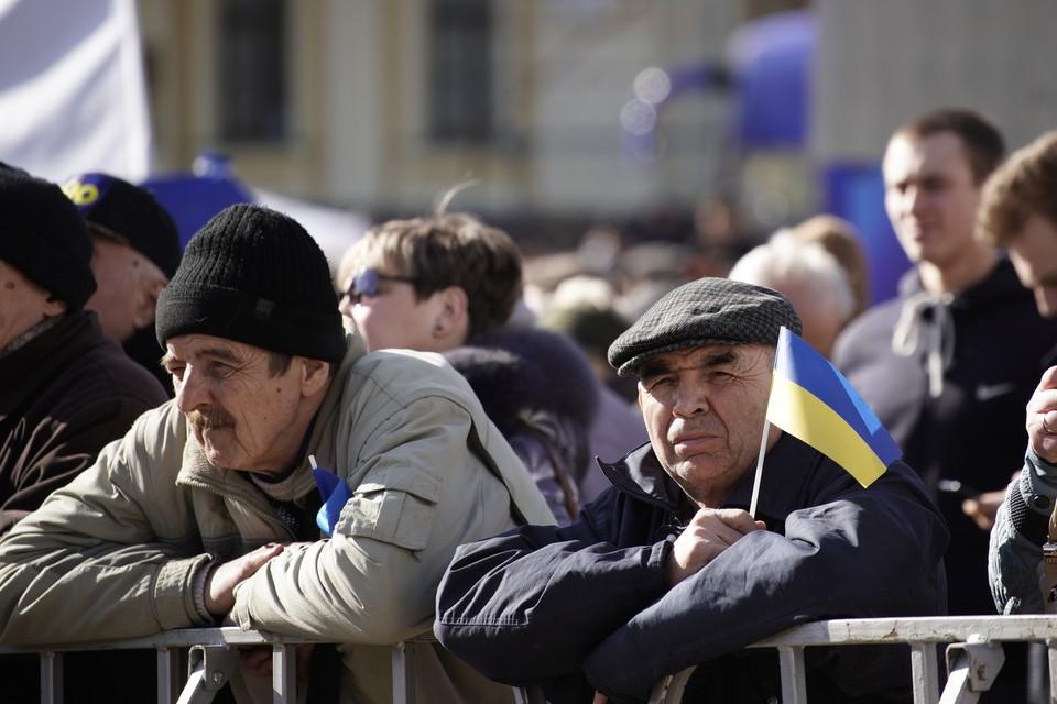 На Украине в воскресенье пройдут выборы президента