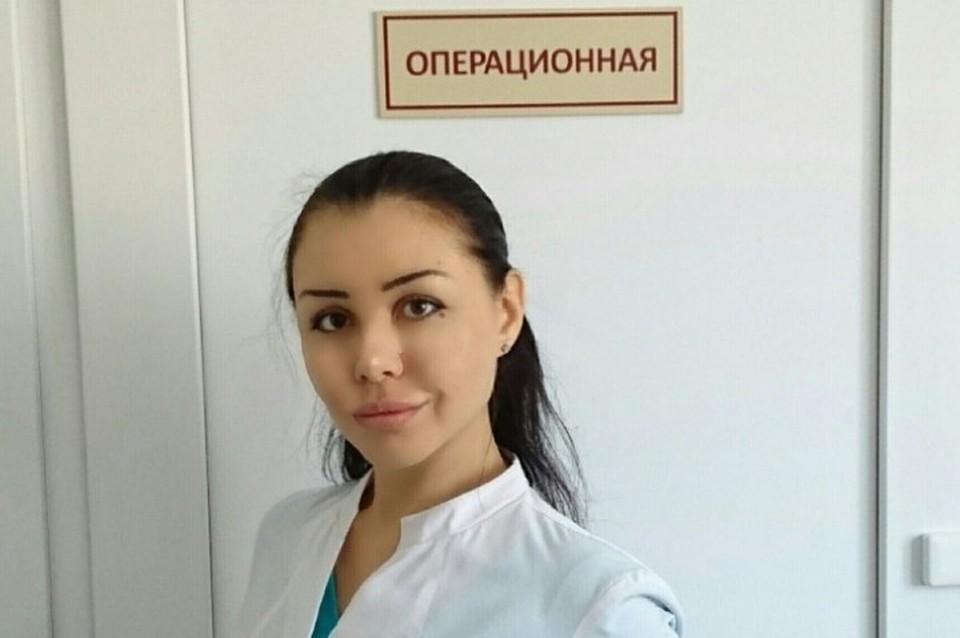 Пластический хирург Алена Верди. Фото: соцсети