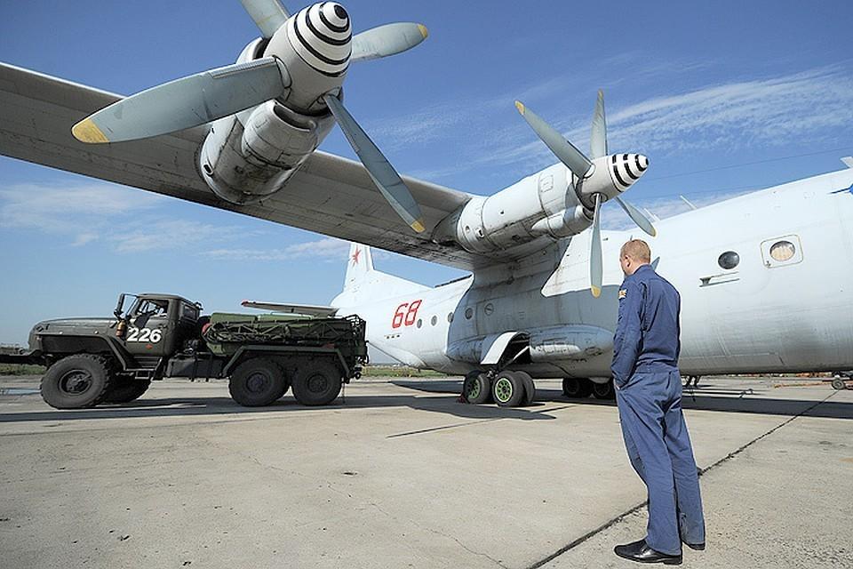 Вопрос полета самолета-разведчика в Минобороны уже решен. Фото ИТАР-ТАСС/ Валерий Шарифулин