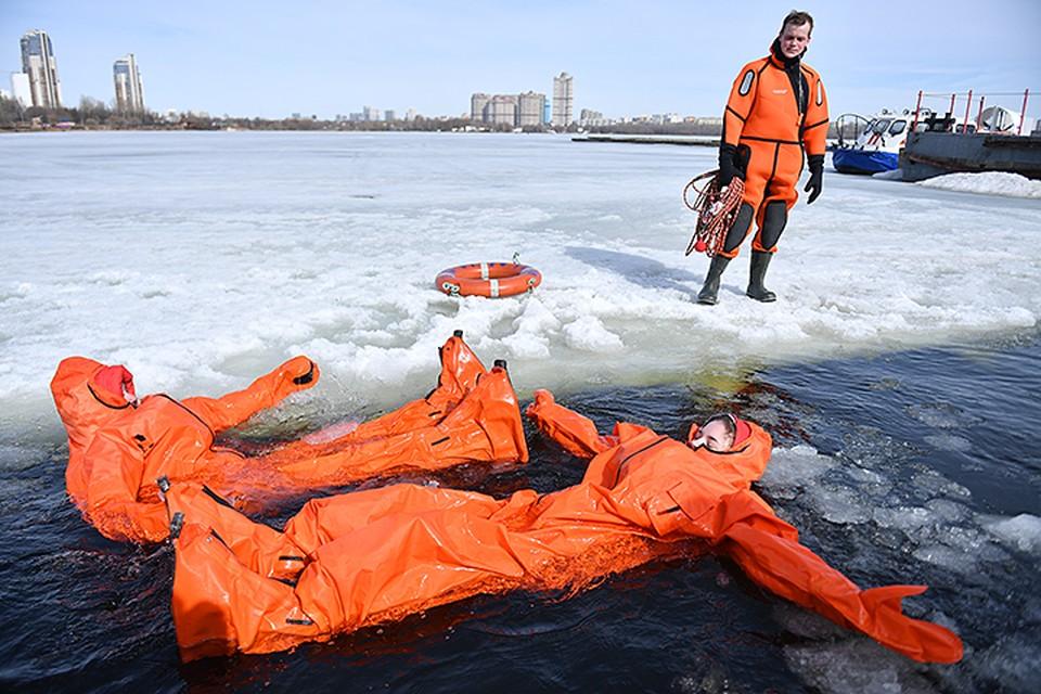 Спасатели - ребята конкретные. В их работе важна быстрая реакция и четкое выполнение указаний