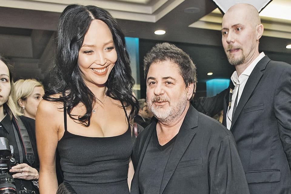 Продюсер признается: с такой супругой он сам себе завидует! Фото: Tarakanov Vadim/East News