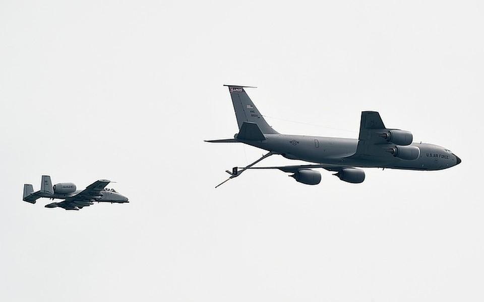 Японский истребитель F-35A исчез с радаров над Тихим океаном