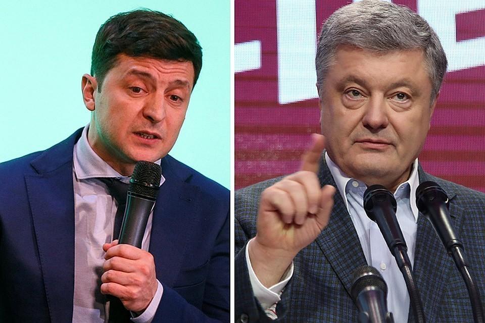 «Олимпийский» получил заявки на проведение дебатов от Порошенко и Зеленского