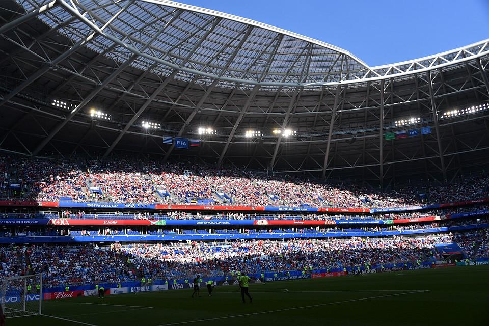 2638ce09 Финал Кубка России по футболу 2018/2019 пройдет в Самаре