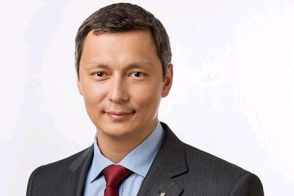 Избранный мэр Таллина Михаил Кылварт.