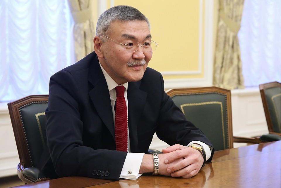 Экс-губернатор Калмыкии Алексей Орлов. Фото: Владимир Гердо/ТАСС