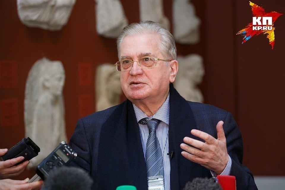 Директор Эрмитажа выразил соболезнования народу Франции и всему культурному миру.