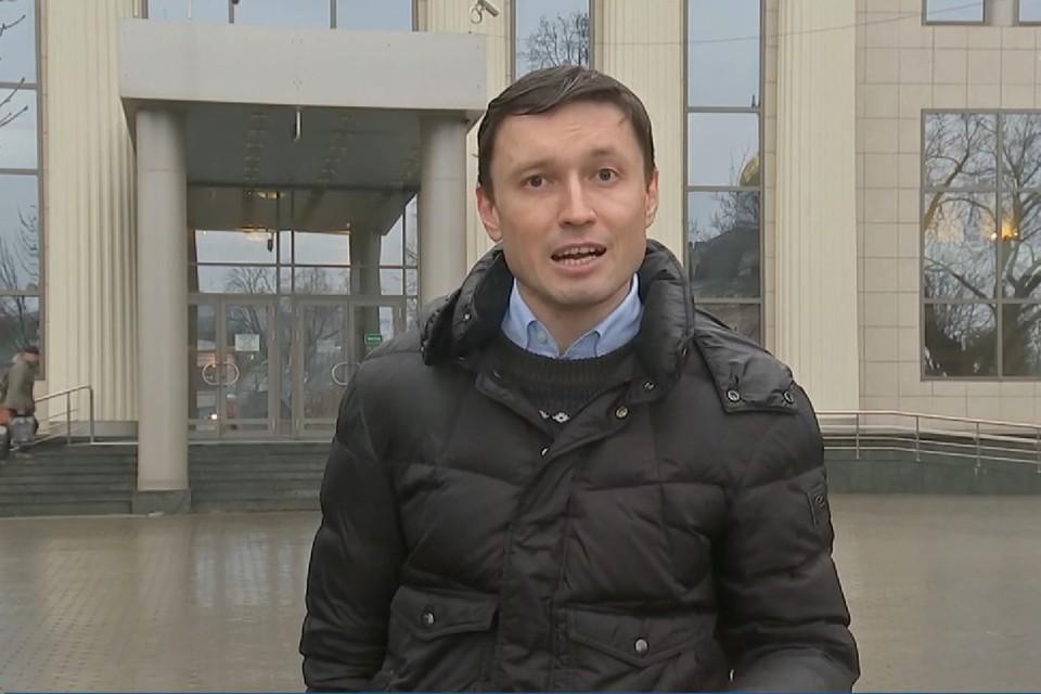 Илья Костин