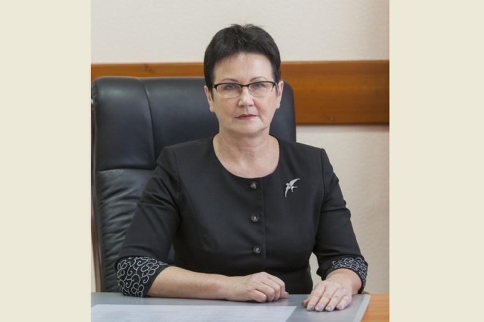 Светлана Щегербаева исполняла обязанности главы Березовского с 25 января 2019 года Фото: администрация Березовского