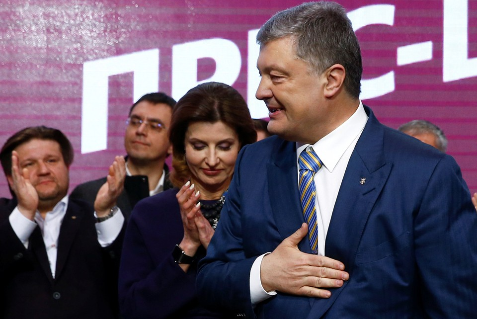 Никакие уловки не помогли сохранить Порошенко статус президента.
