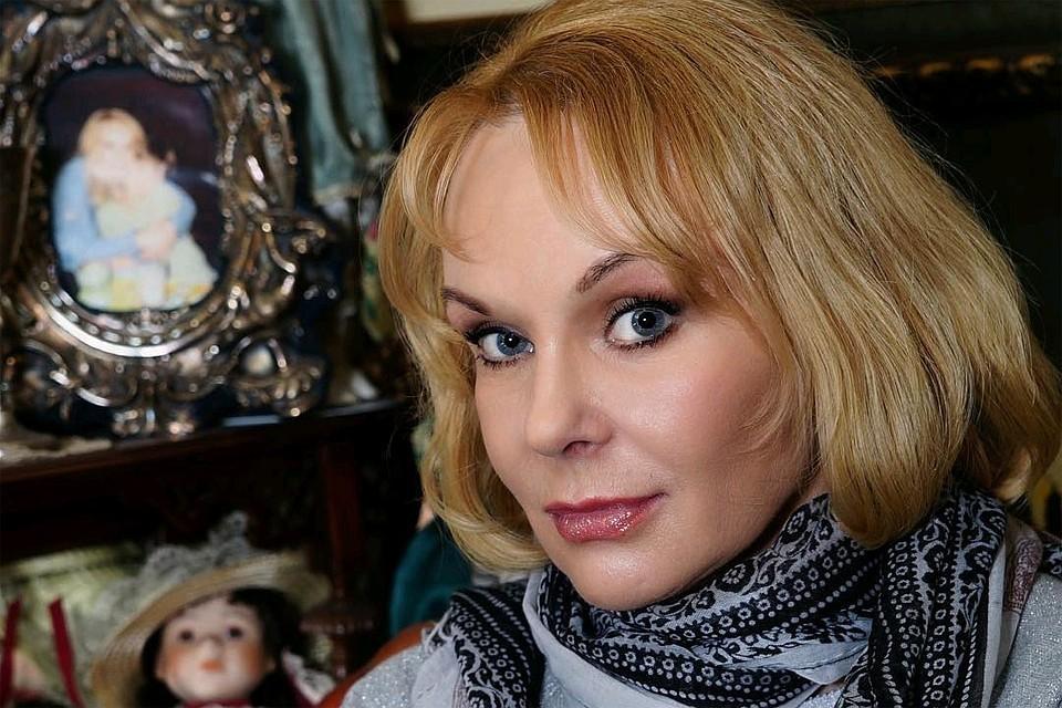 В Москве простились с актрисой Ириной Цывиной.