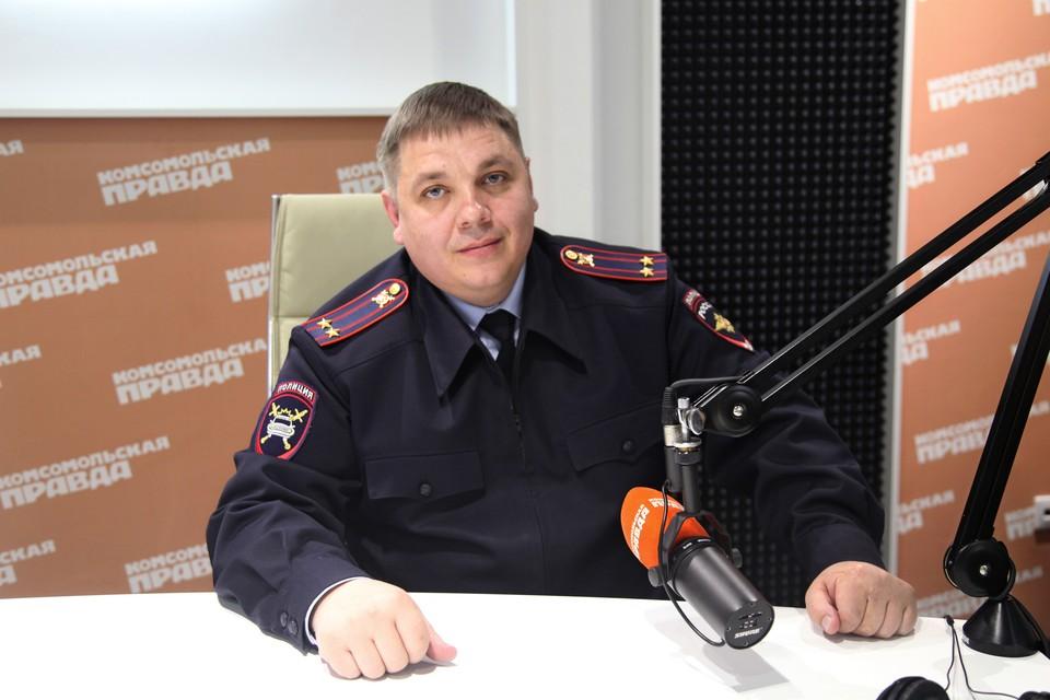 Игорь Качкин.