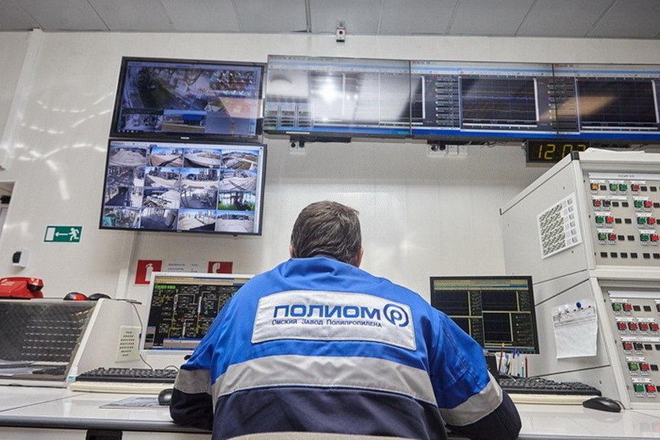 Кроме самого предприятия Псковичам в Омске показали центр мониторинга за экологической ситуацией в городе.