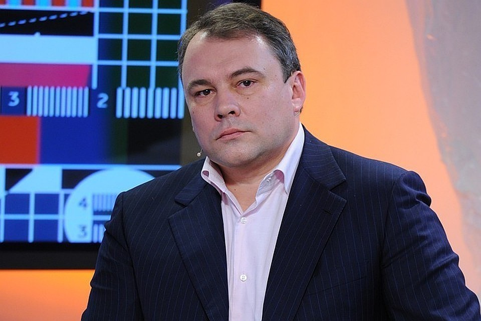Вице-спикер Госдумы Петр Толстой