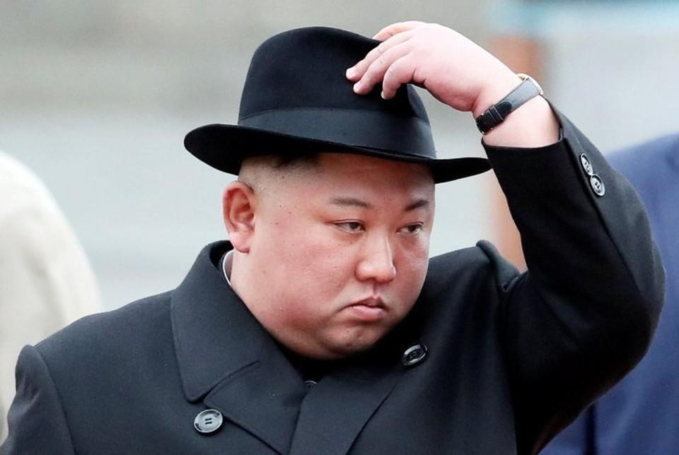 Ким Чен Ын впервые посетил Россию
