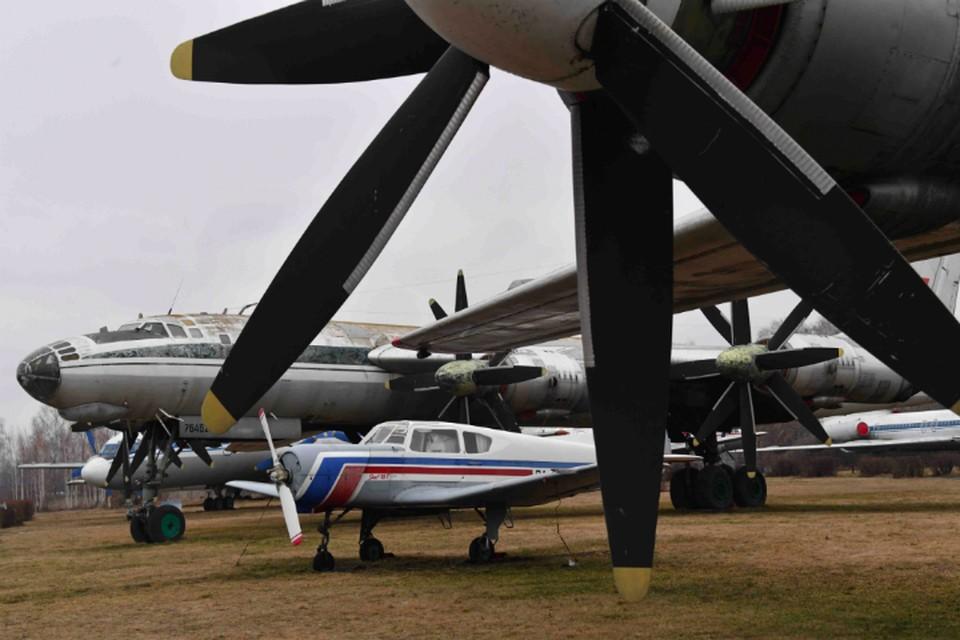Версия крушения самолета на аэродроме «Калинка»: эксперт предположил, что у воздушного судна отказал двигатель
