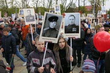 Бессмертный полк 9 мая 2019 года в Калининграде: где пройдет шествие, как зарегистрироваться