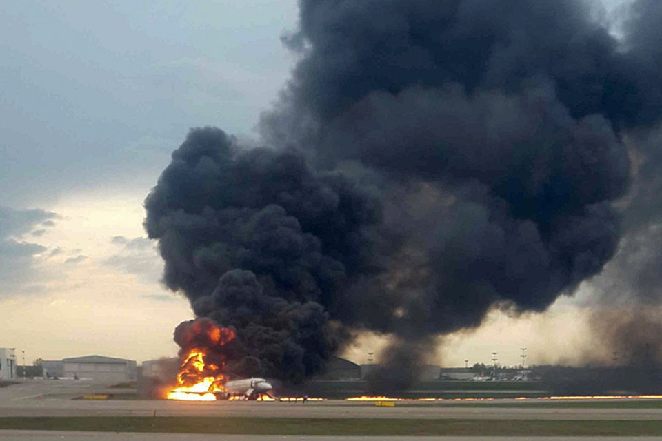 Среди жертв авиапроисшествия двое несовершеннолетних